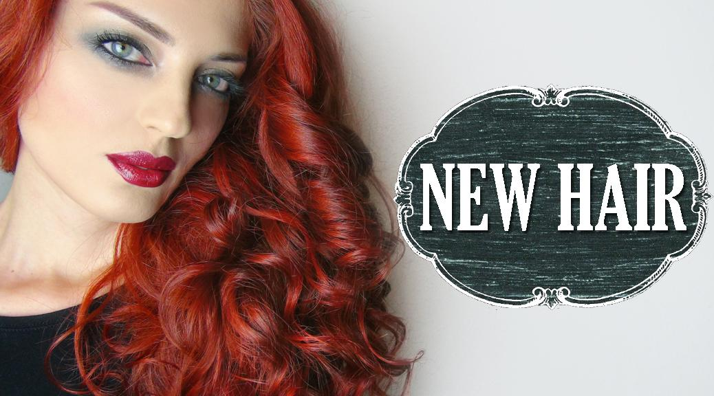 Red Hair Ioanna Lampropoulou